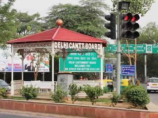 Delhi Cantonment : classic  by Karara Mujassme India,Classic
