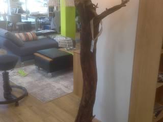 Neue Treibholzleuchte:   von donauholz