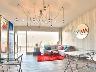 Agencia de viajes ZIVA travel CO. Estudios y despachos industriales de spazio interiores Industrial