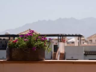 Giardino in stile mediterraneo di neubert und fuchs_gartenabteilung Mediterraneo