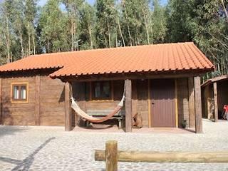 Casa da Cabreia | Sever do Vouga:   por Leais & Oliveira, Lda,Rústico