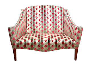 Chelsea Love Seat Standrin Living roomSofas & armchairs Solid Wood Multicolored