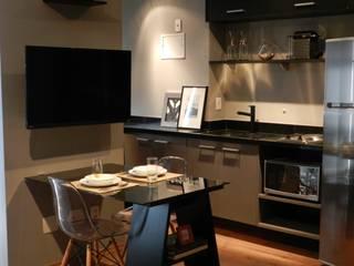 Cocinas de estilo minimalista de ESC arquitetos associados Minimalista