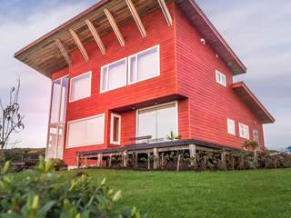 Casa Mirador Casas de estilo rural de Almazan Arquitectura y Construcción Rural