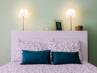 Dormitorios de estilo escandinavo de IAM Interiores Escandinavo