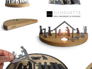 SILHOUETTE: modern  von unoferrum,Modern