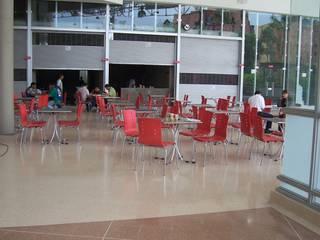 Mall Gran Vía Belen, La mota: Espacios comerciales de estilo  por Metalmuebles