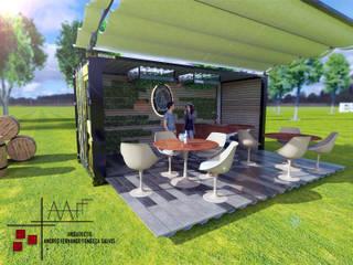 Proyecto Académico Botanic 628 de Arquitecto Andrés Fonseca Moderno