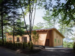 外観: 内海聡建築設計事務所が手掛けた別荘です。