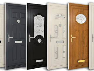 uPVC Doors:   by WFM India