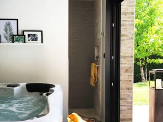 Espace spa:  de style  par SLAI