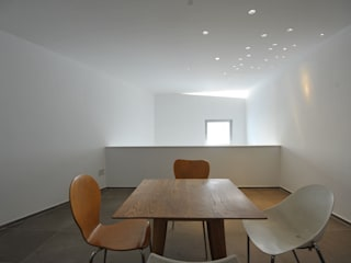 NBD ARCHITECTS Modern dining room