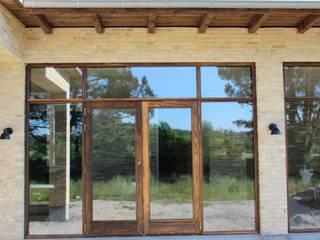Kebony Windows & doors Windows Engineered Wood Brown