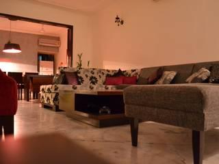 mold design studio Modern Living Room