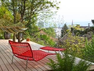 Moderner Garten von Pini&Sträuli Architects Modern
