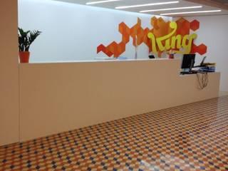 Oficinas King.com: Estudios y despachos de estilo  de Projecte Noah