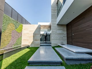 Casa Ye´J de TRES MAS DOS ARQUITECTOS Moderno