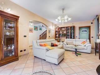 Гостиная в классическом стиле от Luca Tranquilli - Fotografo Классический