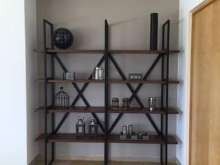 Mueble de Acento:  de estilo  por Punto Cero
