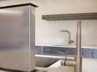 ​Design and functionality in your kitchen RI-NOVO CucinaLavandini & Rubinetti Marmo Bianco