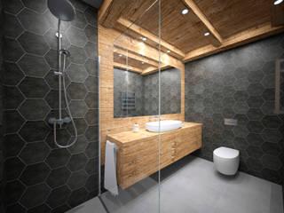 حمام تنفيذ ARCHDUET&DA
