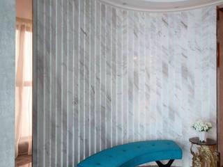RESIDENCE L 現代風玄關、走廊與階梯 根據 相即設計室內裝修有限公司 現代風