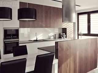 Built-in kitchens by BB Concept