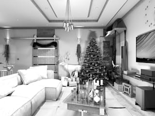 Proposed Christmas Decoration (Home Event Deco):   by Ravenor's Design Solutions