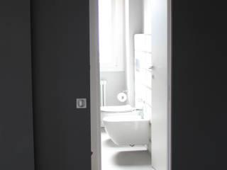 ALMA DESIGN Industrial style bathrooms
