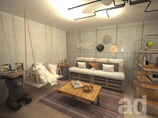 Attitude Living room