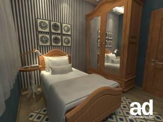 Attitude Classic style bedroom
