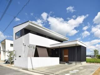 Casas modernas de Sen's Photographyたてもの写真工房すえひろ Moderno
