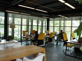 Edificios de oficinas de estilo  por FS Mimarlık, Moderno