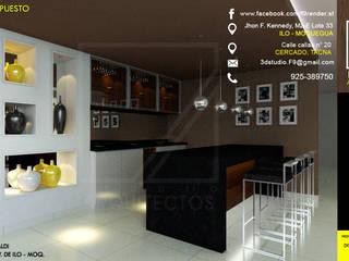 by F9.studio Arquitectos Minimalist
