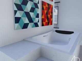 in stile  di Alice Pucker Design de Interiores, Moderno