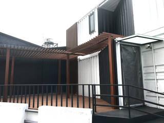 石方室內裝修有限公司 Case in stile industriale