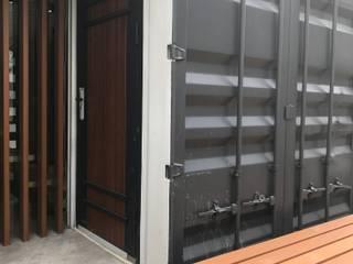 Дома в стиле лофт от 石方室內裝修有限公司 Лофт