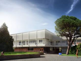 UN System Staff College:  in stile  di GMZN studio