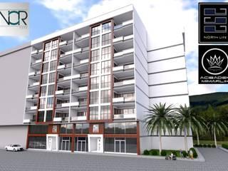 ACIBADEM MİMARLIK – NORTH LIFE:  tarz Apartman