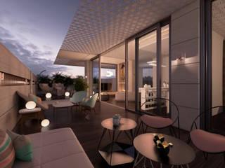 Private Villa by dal design office Modern