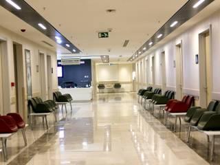 MEDİCİNE HOSPİTAL İSTANBUL Modern Hastaneler ARCHES DESIGN Modern