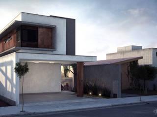 CASA ESP: Casas  por DGL arquitetura,Moderno