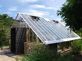 外観: 神家昭雄建築研究室が手掛けた家です。