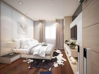 MUJI - โครงการลัดดารมย์ อิลิแกนซ์ วงแหวน-สาทร โดย BAANSOOK Design & Living Co., Ltd.