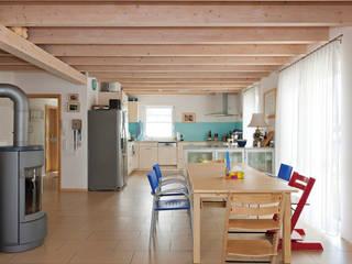 Inbouwkeukens door KitzlingerHaus GmbH & Co. KG