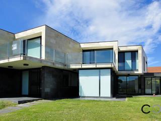 Casas de estilo minimalista de CCVO Design and Staging Minimalista