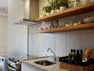 Apartamento Decorado Cozinhas ecléticas por SP Arquitetos Eclético