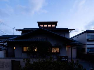 HO邸改修 モダンな 家 の 高野俊吾建築設計事務所 モダン
