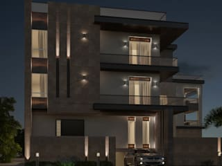 Levels Studio Villas Green