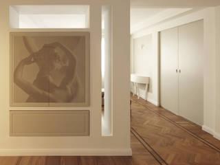JFD - Juri Favilli Design Classic corridor, hallway & stairs